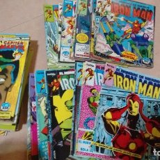 Cómics: IRON MAN HOMBRE DE HIERRO 1 AL 58 VOL.1 COMPLETA FORUM. Lote 71490739