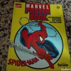 Cómics: MARVEL POSTER BOOK SPIDERMAN-FORUM. Lote 71508155
