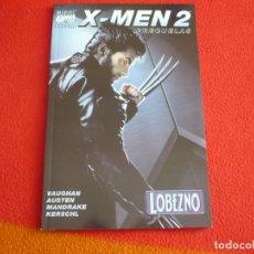 Cómics: X MEN 2 PRECUELAS ( BRIAN K. VAUGHAN CHUCK AUSTEN MANDRAKE ) ¡COMO NUEVO! MARVEL FORUM LOBEZNO. Lote 71543943
