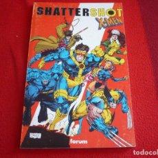 Cómics: SHATTERSHOT X MEN EXTRA PRIMAVERA (NICIEZA JIM LEE CAPULLO QUESADA ) ¡BUEN ESTADO! MARVEL FORUM 1993. Lote 71544139