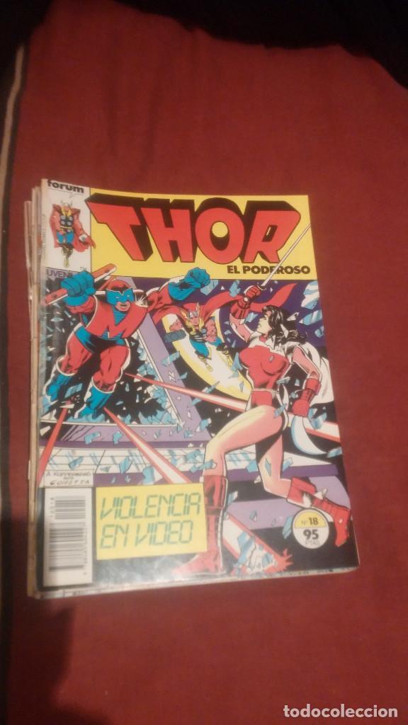 THOR VOL1 DE FORUM Nº18 (Tebeos y Comics - Forum - Thor)