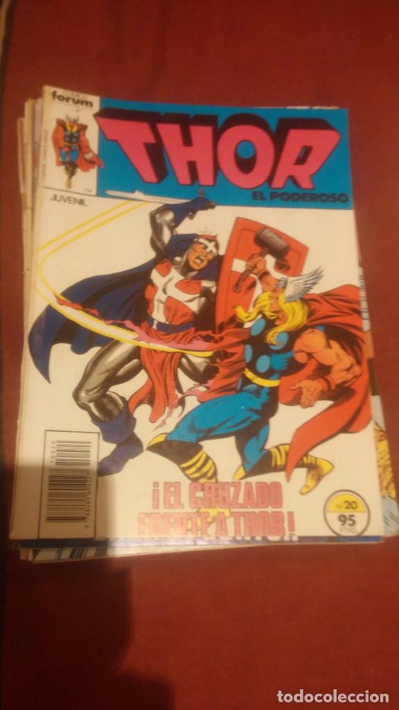 THOR VOL1 DE FORUM Nº20 (Tebeos y Comics - Forum - Thor)