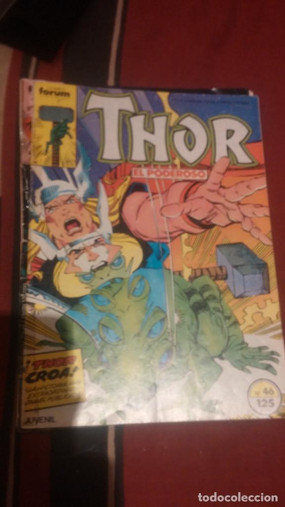 THOR VOL1 DE FORUM Nº46 (Tebeos y Comics - Forum - Thor)