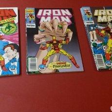 Cómics: IRON MAN VOL 2 EXCELENTE ESTADO COMPLETA FORUM. Lote 71608174