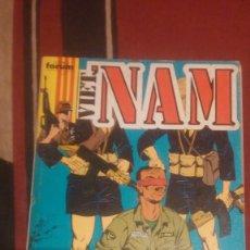 Cómics: VIETNAM RETAPADO CON LOS NUMEROS 16 AL 20. Lote 71642927