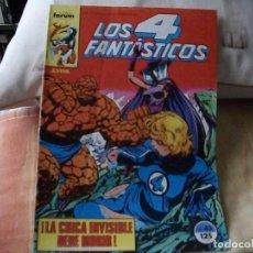 Cómics: COMICS - LOS CUATRO FANTASTICOS - Nº 43 EL DE LAS FOTOS - VER TODOS MIS LOTES DE TEBEOS. Lote 71705703
