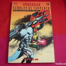 Cómics: SPIDERMAN SEÑALES DE TORMENTA ( KAVANAGH JAE LEE ) ¡MUY BUEN ESTADO! FORUM MARVEL PRESTIGIO 2. Lote 71794003