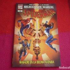 Cómics: SPIDERMAN MASACRE EN LA DECIMA AVENIDA ( CLAREMONT SAL BUSCEMA ) ¡MUY BUEN ESTADO! FORUM MARVEL . Lote 71796939