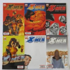 Cómics: X MEN ASTONISHING COMPLETA. Lote 71819075
