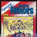 Cómics: MARVEL HÉROES ESPECIAL NAVIDAD AÑO 1987 -LOS VENGADORES- EMPERADOR MUERTE. Lote 71825211
