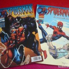 Cómics: SPIDERMAN EL HOMBRE ARAÑA VOL. 6 NºS 31 Y 32 ( STRACZYNSKI ROMITA PAUL JENKINS RAMOS ) FORUM MARVEL. Lote 72007207