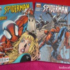 Cómics: SPIDERMAN EL HOMBRE ARAÑA VOL. 6 NºS 42 Y 43 ( STRACZYNSKI PAUL JENKINS DEODATO JR ) PANINI MARVEL. Lote 72009915
