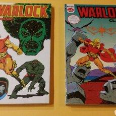 Cómics: WARLOCK CLASSIC COMPLETA SERIE LIMITADA EXCELENTE ESTADO FORUM. Lote 72018971