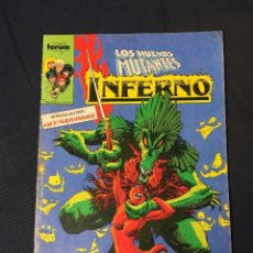 Cómics: INFERNO. Nº 11. FORUM. (MA)C/6. Lote 72027683