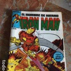 Cómics: IRON MAN VOL. 1 - NÚMERO 6 - FORUM. Lote 72028247