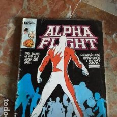 Cómics: ALPHA FLIGHT VOL. 1 - NÚMERO 7 - FORUM. Lote 72028339