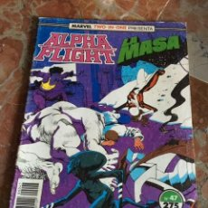 Cómics: ALPHA FLIGHT LA MASA - 47 - FORUM. Lote 72031459