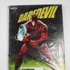 Cómics: 10 COMICS: 5 NUMEROS IRON MAN + 5 DE DARDEVIL, PLASTICO SIN DESPRECINTAR, COMICS FORUM, MUY RAROS. Lote 72129215
