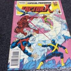 Cómics: FACTOR X ESPECIAL PRIMAVERA 1989 ( FORUM ). Lote 72131847