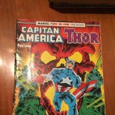 Cómics: CAPITAN AMÉRICA - THOR 66 - COMICS FORUM. Lote 72159631