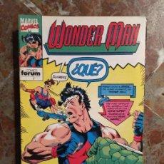 Cómics: WONDER MAN - NÚMERO 3 - COMICS FORUM. Lote 72164179