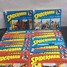 Cómics: SPIDERMAN LAS TIRAS DE PRENSA, LOTE DE 31 EJEMPLARES, STAN LEE, JOHN ROMITA ( FALTAN Nº 28 Y 30 ). Lote 36883958