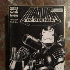 Comics: MAQUINA DE GUERRA - 1 DE 12 - FORUM. Lote 72275507