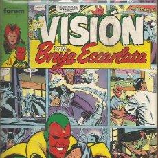 Cómics: LA VISIÓN Y LA BRUJA ESCARLATA EDITORIAL PLANETA-DEAGOSTINI COMPLETA 14 Nº.. Lote 72282175
