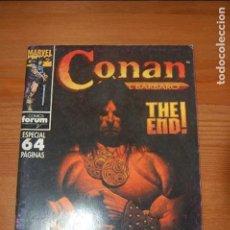 Cómics: CONAN EL BÁRBARO Nº 213. ÚLTIMO NÚMERO DE LA 1ª EDICIÓN. 1994. Lote 72299659