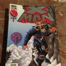 Cómics: X-MAN VOL. 1 - NÚMERO 1 - FORUM. Lote 72338267