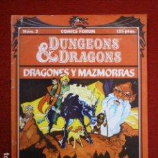 Comics - COMIC DRAGONES Y MAZMORRAS Nº2. - 72370235