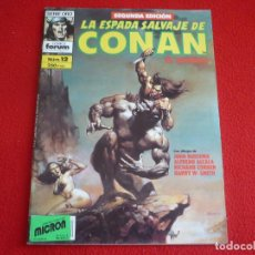 Cómics: LA ESPADA SALVAJE DE CONAN 2ª EDICION Nº 12 ( ROY THOMAS BUSCEMA CORBEN BARRY SMITH ) MARVEL FORUM. Lote 72610383