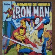 Comics : IRON MAN VOL. 1 Nº 37 - FORUM - MUY BUEN ESTADO. Lote 111462672