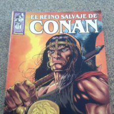 Cómics: EL REINO SALVAJE DE CONAN -- Nº 1 -- FORUM --. Lote 72689615