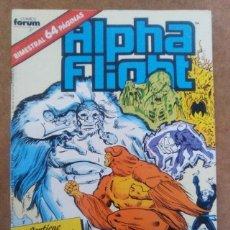 Cómics: ALPHA FLIGHT VOL. 1 Nº 36 - FORUM - COMO NUEVO. Lote 112377560