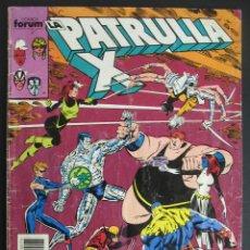 Cómics: FORUM: LA PATRULLA X ¡LA CAÍDA DE LOS MUTANTES! Nº 75. Lote 72761407