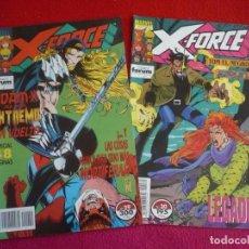 Cómics: X FORCE VOL. 1 NºS 29 Y 30 ( FABIAN NICIEZA BROOME TONY DANIEL ) ¡BUEN ESTADO! MARVEL FORUM 1994. Lote 72849655