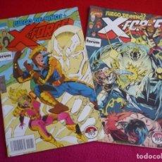 Cómics: X FORCE VOL. 1 NºS 31 Y 32 ( FABIAN NICIEZA TONY DANIEL ) JUEGO DE NIÑOS ¡BUEN ESTADO! MARVEL FORUM. Lote 72849783