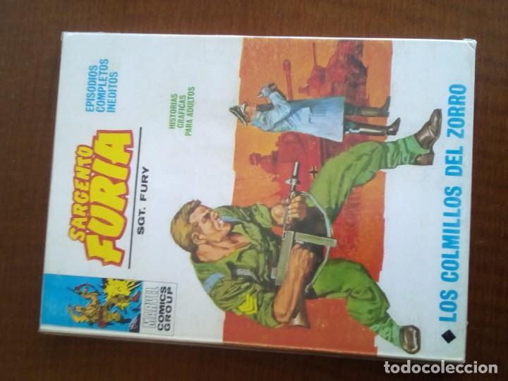 Cómics: SARGENTO FURIA COLECCION COMPLETA VER FOTOS¡¡¡¡¡¡ - Foto 6 - 72853303