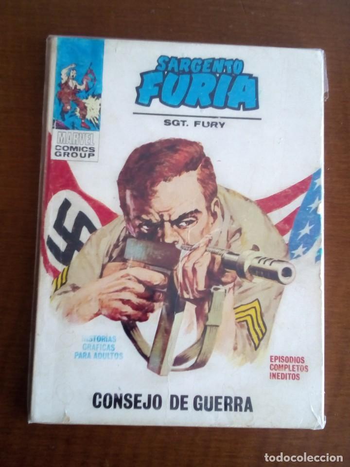 Cómics: SARGENTO FURIA COLECCION COMPLETA VER FOTOS¡¡¡¡¡¡ - Foto 7 - 72853303