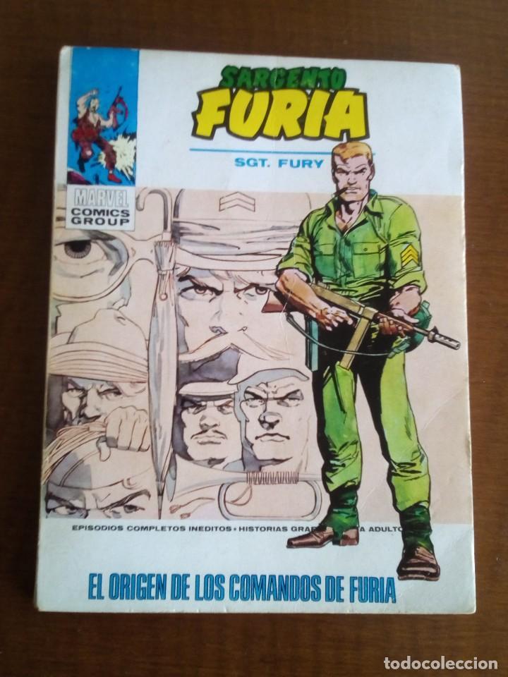 Cómics: SARGENTO FURIA COLECCION COMPLETA VER FOTOS¡¡¡¡¡¡ - Foto 18 - 72853303