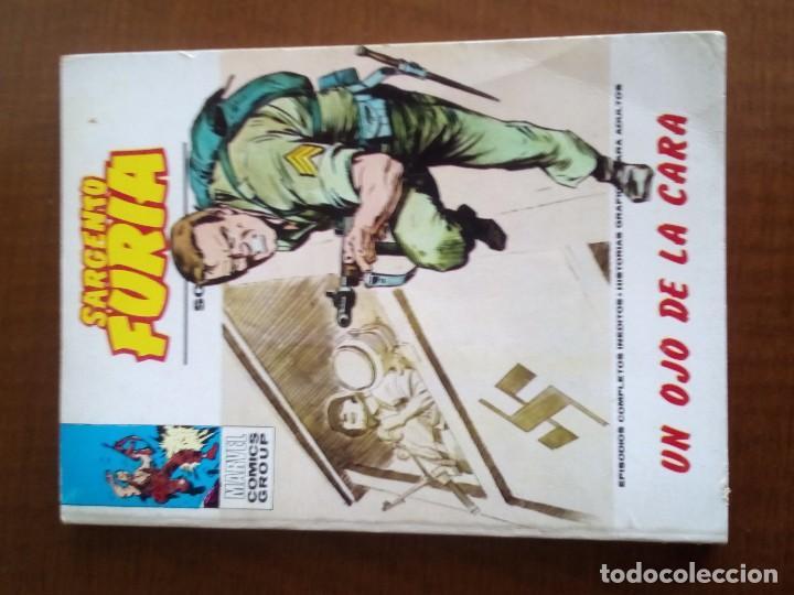 Cómics: SARGENTO FURIA COLECCION COMPLETA VER FOTOS¡¡¡¡¡¡ - Foto 20 - 72853303