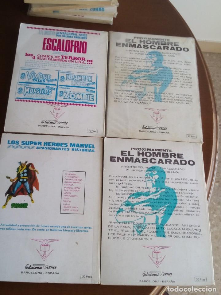 Cómics: SARGENTO FURIA COLECCION COMPLETA VER FOTOS¡¡¡¡¡¡ - Foto 29 - 72853303