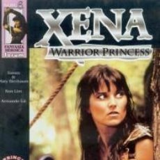 Cómics: XENA WARRIOR PRINCESS Nº 6 - FORUM - IMPECABLE. Lote 72853463