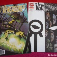 Cómics: LOS VENGADORES VOL. 3 NºS 60 Y 61 ( GEOFF JOHNS DWYER REMENDER ) ¡BUEN ESTADO! MARVEL FORUM 2003. Lote 72864135
