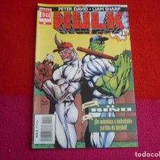 Cómics: HULK VOL. 2 Nº 6 ( PETER DAVID LIAM SHARP ) ¡BUEN ESTADO! MARVEL FORUM 1996. Lote 72894115