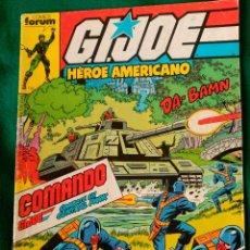 Cómics: G.I.JOE HEROE AMERICANO Nº 4 - FORUM . Lote 73119363