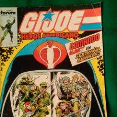 Cómics: G.I.JOE HEROE AMERICANO Nº 5 - FORUM . Lote 73121215