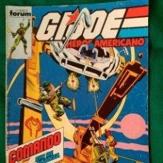 Cómics: G.I.JOE HEROE AMERICANO Nº 6 - FORUM . Lote 73122187