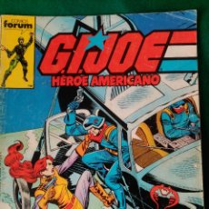 Cómics: G.I.JOE HEROE AMERICANO Nº 7 - FORUM . Lote 73125171